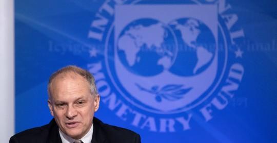 """El FMI reconoce que existe un """"entendimiento importante"""" con Lasso / Foto: EFE"""