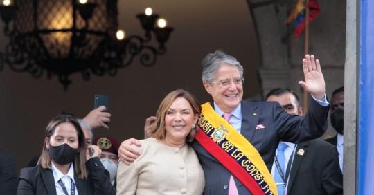 La SIP aplaude acción de Lasso para derogar la ley mordaza/ Foto: EFE