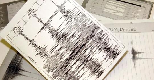 Los sismos continúan frente a las costas de Manabí/ Foto: EFE