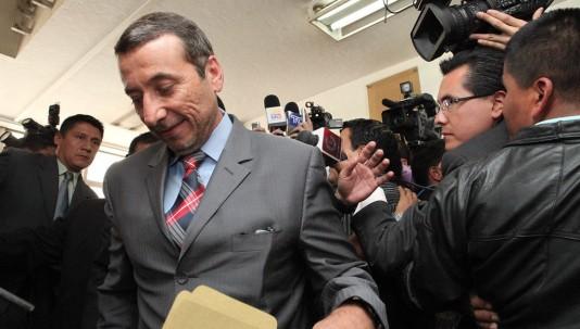 Vinicio Alvarado fue secretario de la Administración en el gobierno de Rafael Correa. Foto: Flikr