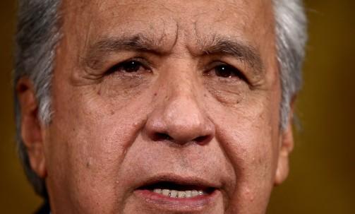 Lenín Moreno rechaza que Asamblea tumbara su ley de dolarización / Foto EFE