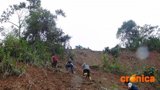 La Prefectura de Zamora Chinchipe trabaja junto al Municipio de Yacuambi para avanzar en la ejecución de obras