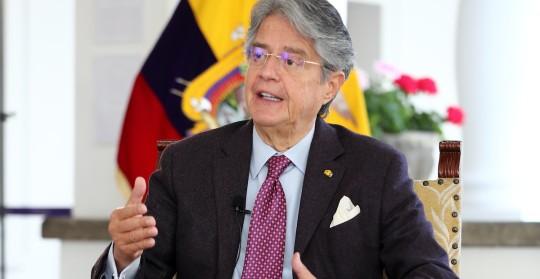 Lasso quiere acuerdos de libre comercio con primeras 10 economías del mundo / Foto: EFE