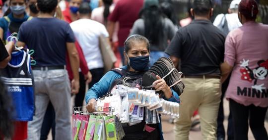 Ecuador reporta 149.083 positivos y 12.264 fallecidos acumulados por COVID-19 / Foto: EFE