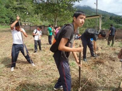 FECHA. La participación de jóvenes está prevista en las actividades por el Día Mundial del Medio Ambiente en Zamora. Foto: La Hora