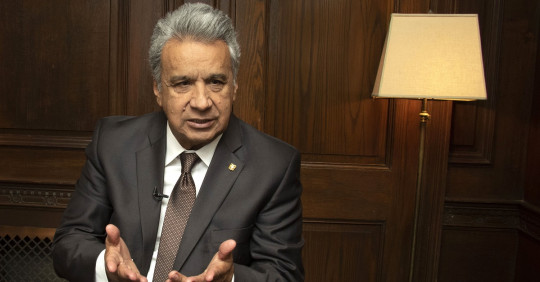"""Moreno: """"El próximo Gobierno encontrará condiciones adecuadas"""" / Foto: EFE"""
