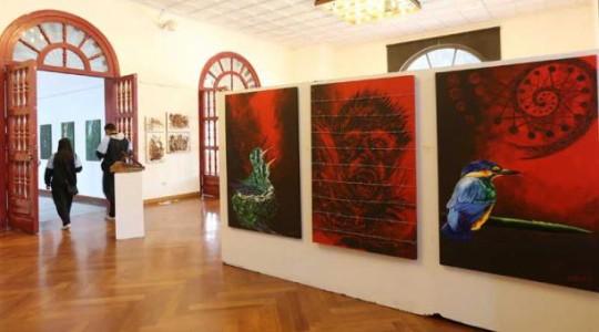 Retratos, paisajes y escenas de la vida cotidiana y la cultura amazónica plasmadas bajo la óptica de una diversidad de miradas creativas se revelan en la muestra 'Tawina'. Foto:  El Comercio