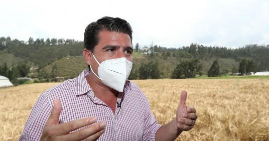 """2 mil agricultores se han acogido al programa """"Siembra por contrato"""" / Foto: EFE"""