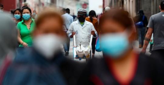 Ecuador superó lo 21 mil decesos oficiales por covid-19/ Foto: EFE