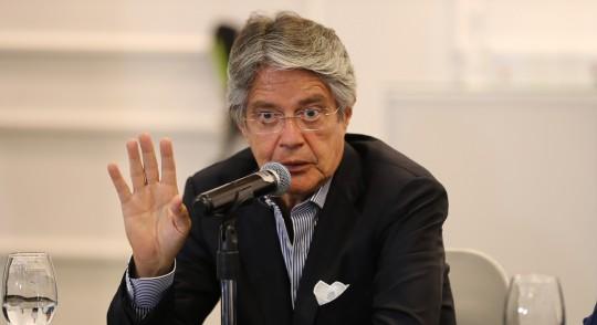 Guillermo Lasso viajará a Perú para la investidura de Pedro Castillo / Foto:EFE