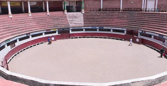Corte Constitucional estudia demanda para restaurar corridas de toros en Quito / Foto: EFE