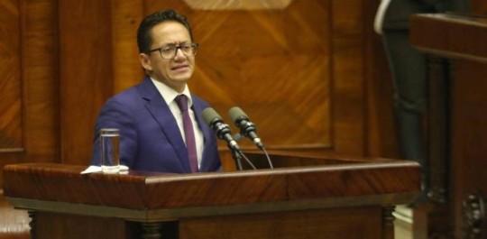 La Asamblea Nacional censuró y destituyó a Freddy Carrión / Foto: Google Images