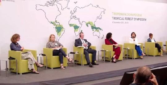 Ecuador propone que el mercado global financie productos libres de deforestación / Foto: cortesía del Ministerio de Ambiente