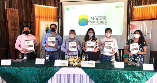 PROAmazonía impulsa el desarrollo sostenible de Morona Santiago / Foto: cortesía Ministerio de Ambiente