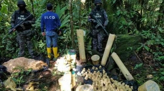 En agosto del 2018, policías descubrieron una banda que operaba en la provincia fronteriza. Foto: El Comercio
