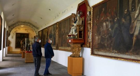 El Quito colonial, un museo viviente testigo de mil historias / Foto: EFE