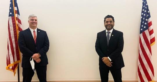 Ecuador espera iniciar negociaciones para acuerdo comercial antes de Biden / Cortesía del Ministerio de Producción