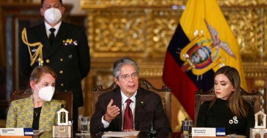 Ecuador activa el Sistema Nacional de Erradicación de la Violencia de Género / Foto: EFE