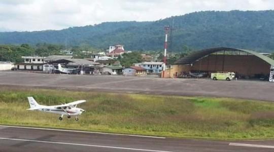 Foto: El Comercio/ Las operaciones en el aeropuerto Río Amazonas de Pastaza se realizarán de 06:00 a 18:00.