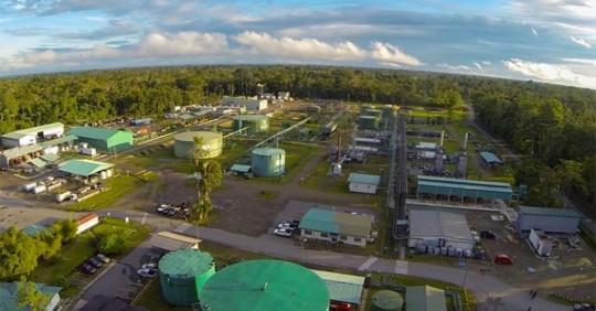 Petroecuador declaró Fuerza Mayor en el campo Edén Yuturi/ Foto: cortesía Petroecuador