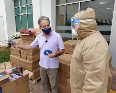 """El ministro de Salud, Juan Carlos Zevallos, aseguró que Quito no repetirá la crisis que vivió Guayaquil, puesto que la portuaria fue """"siete u ocho veces más grande"""". Además, indica estar preparado."""