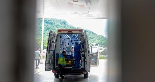Ecuador invertirá más de 46 millones de dólares en compra de 267 ambulancias / Foto: EFE