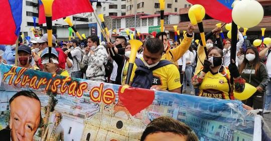 El pasado 12 de noviembre, la presidenta del CNE de Ecuador, Diana Atamaint, confirmó que se ha descartado la candidatura de Noboa. Foto: EFE
