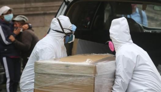 Coronavirus: Calles y casas con 30 fallecidos en Quito.Expreso