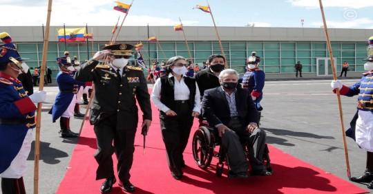 Lenín Moreno viaja a EEUU en busca de cooperación e inversiones / foto cortesía Presidencia del Ecuador