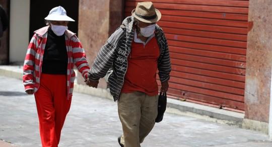 Ecuador suma 269.860 contagios de covid-19 y 15.444 decesos acumulados / Foto EFE