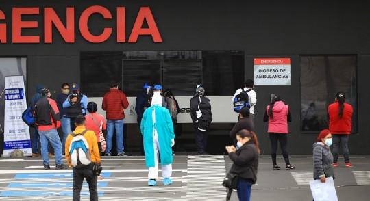 Ecuador supera los 250.000 contagios de covid-19, con más de mil en un día / Foto EFE