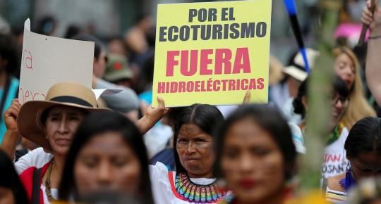 Plan Internacional honra a mujeres con 14 testimonios que inspiran en Ecuador / Foto EFE
