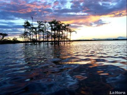 El Cuyabeno es tan solo un ejemplo de las reservas protegidas que tiene la Amazonía.