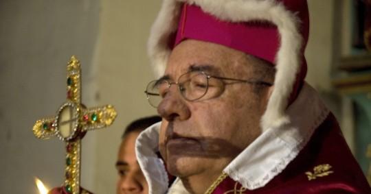 La Iglesia está de luto por muerte de cardenal Vela, dice presidente Moreno / Foto: EFE