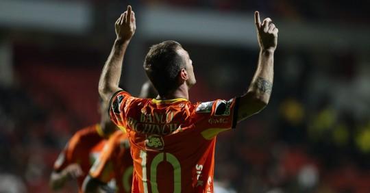 Barcelona recupera la punta tras traspié de Liga de Quito / Foto: EFE