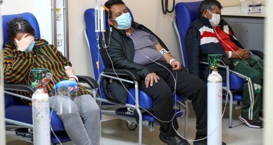 Ecuador acumula 508.725 casos de covid-19 / Foto: EFE