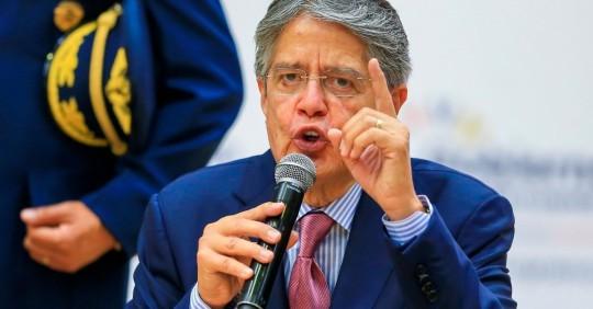 Guillermo Lasso se someterá a una intervención quirúrgica en Miami/ Foto: EFE