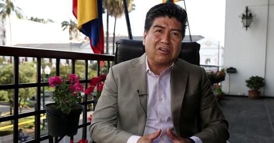 Fiscalía General solicita inicio de juicio para caso que salpica a Municipio de Quito / Foto: EFE