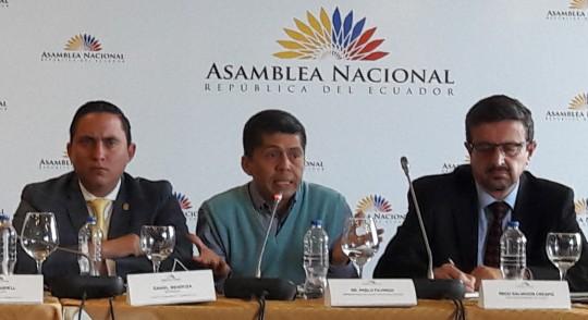 El procurador general da detalles del fraude perpetrado contra Chevron en Ecuador
