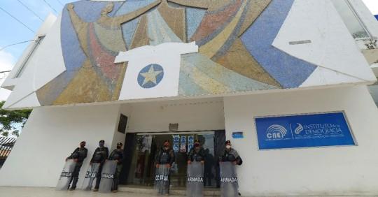 UE recomienda a Ecuador mayor transparencia en elección de CNE / Foto: EFE