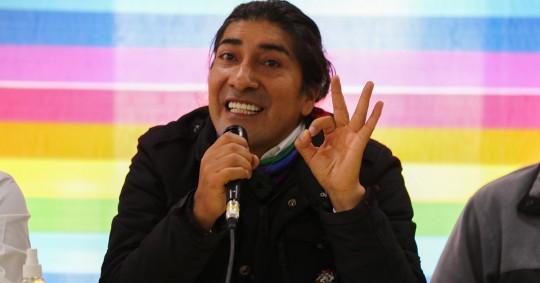 El Tribunal Contencioso Electoral (TCE) ecuatoriano desestimó el domingo un recurso subjetivo interpuesto por Pérez. /  Foto: EFE