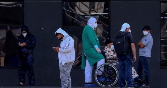 Ecuador reporta 268.219 casos acumulados de covid-19 y 15.394 decesos / Foto EFE