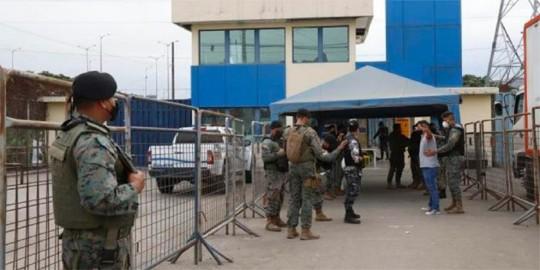 Prisión en Guayaquil fue atacada con drones desde el exterior / Foto: Google Images