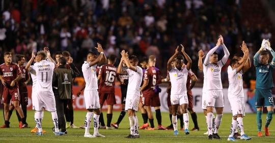 Independiente y Barcelona suman y aprietan al líder, Liga de Quito / Foto: EFE
