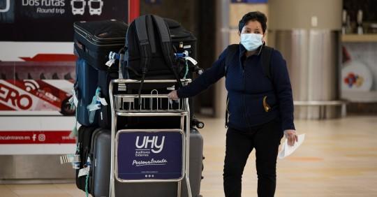 Aeropuerto de Quito recupera pasajeros y carga exportada desde junio / Foto: EFE