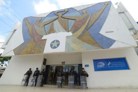 """Denominado """"Misión virtual de expertos: Mejores prácticas en materia de observación electoral"""", el seminario virtual es financiado por el TAIEX. Foto: EFE"""