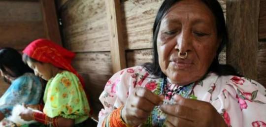 DATO. Los pueblos indígenas están constituidos por unos 370 millones de personas en el mundo. Foto: La Hora