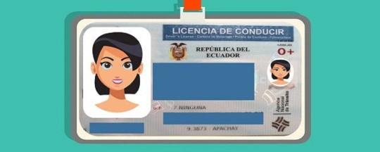 ¿Cómo renovar la licencia de conducir en Ecuador? / Foto: Google Images