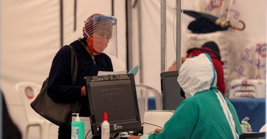Ecuador reporta 153.423 positivos y 12.395 fallecidos acumulados por covid-19 / Foto: EFE