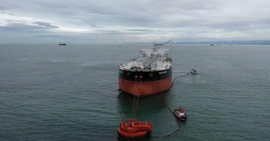 Petrochina ganó la sexta venta spot del 2021/ Foto: cortesía Petroecuador